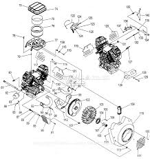 generac gth 990 old parts diagram for engine ii