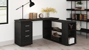 L Shaped Bath Suites Latitude Run Venango L Shape Writing Desk U0026 Reviews Wayfair