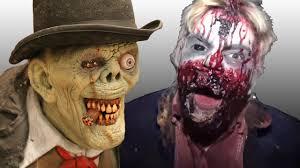 halloween horror u0026 haunted house zombies u0026 ghosts youtube