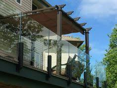 pergola balkon terrassengestaltung ideen für die terrasse