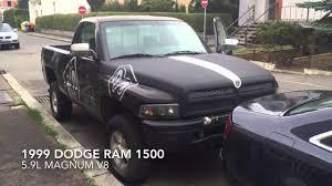 dodge ram 1500 magnum v8 1999 dodge ram 1500 5 9 v8 start up exhaust sound ride