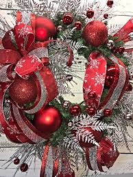 christmas wreath holiday wreath extravagant christmas wreath