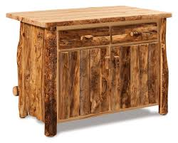 kitchen dining dutchman log furniture