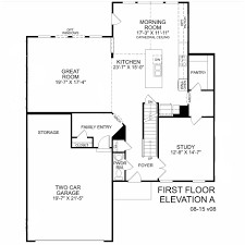 ryan homes dunkirk model floor plan home and home ideas