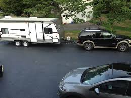 Towing Report 06 V8 With 22 U0027 Travel Trailer Ford Explorer And