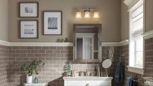 bathroom lighting enchanting ceiling mount vanity light modern
