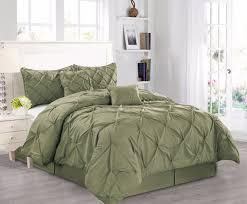 bedroom nice sleeping with green comforter u2014 thecritui com