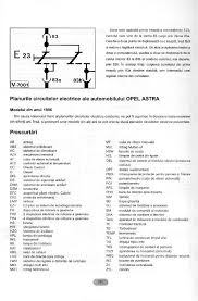 schema electrica opel astra ro documents