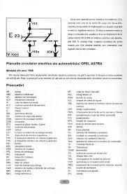 schema electrica opel astra ro documents