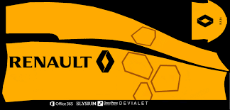 renault yellow skins complete 2016 hd f1 renault r e 16 team package updated