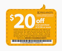 kirklands online coupon code rock and roll marathon app