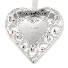 a wish 2017 ornament