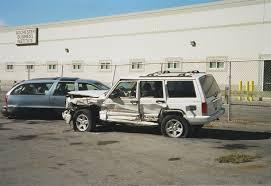 jeep white cherokee 2000 jeep cherokee accident photo u0027s