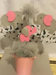 elephant centerpieces for baby shower superb elephant centerpieces baby shower centerpiece peanut