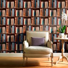 furniture beautiful bookshelf collection library wallpaper