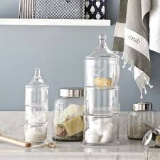 Bathroom Apothecary Jar Ideas Colors 202 Best Jar Display Images On Pinterest Centerpiece Ideas