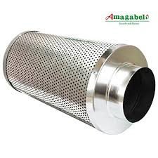 carbon air filter grow room amagabeli 6 inch carbon filter for indoor plants grow room 6 air