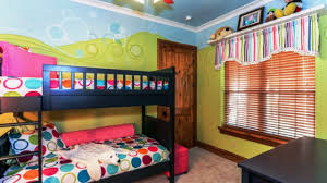shared kids bedroom smart small space ideas youtube