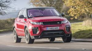range rover evoque back land rover range rover evoque review top gear