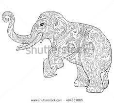 colourful elephant stock images royalty free images u0026 vectors