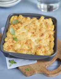 cuisiner gnocchi recette gratin de gnocchis saumon epinards recette gratin de pates