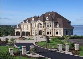 large mansions my dream house would be to live in a big white house with enough