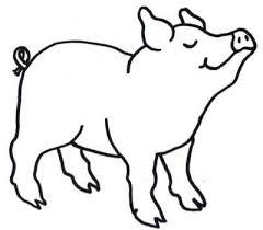 animales granja dibujos colorear pre cricut