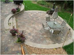 backyards excellent backyard seating ideas with circled grey