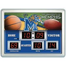 amazon com missouri tigers scoreboard basketball scoreboards