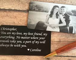 engraved anniversary gifts anniversary gifts for boyfriend etsy