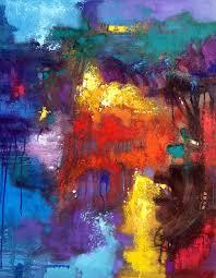 jinsheng you vibrant colors 320 2017 oil painting
