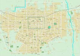 map of xi an xian city map map china map shenzhen map world map cap ls led