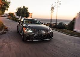 lexus service germany 2018 lexus ls sports twin turbo v6 415 hp and 10 speed auto at naias