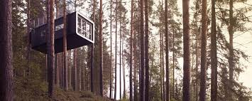 tree hotel sweden treehotel hotel review swedish lapland travel