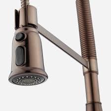 bronze faucets kitchen dayton kitchen faucet with spout kitchen