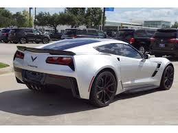 corvette of houston silver chevrolet corvette in houston tx for sale used cars on