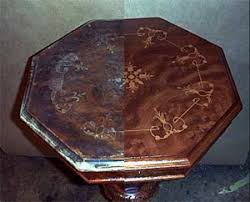 Fix Scratches In Wood Furniture by Water Damaged Furniture Can You Repair Water Stained Wood Furniture
