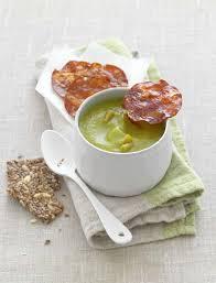 cuisine plus recettes velouté de haricots verts au chorizo recette haricot vert
