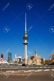 kuwait city has embraced contemporary architecture and tall towers