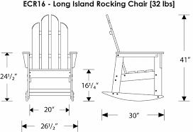 Wooden Rocking Chair Dimensions Rocking Chair Dimensions Prince Furniture