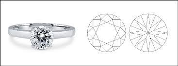 diamond ring cuts brilliant cuts vs step cuts ct diamond museum