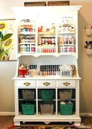 scrapbooking cabinets and workstations decorating storage cabinets stunning craft medium size of cabinets