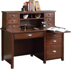 L Shaped Desk With Hutch Walmart Writing Desk With Hutch And Drawers Dans Design Magz Writing