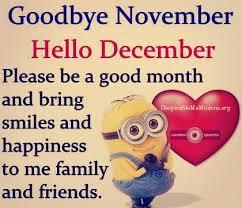 hello december minion quotes
