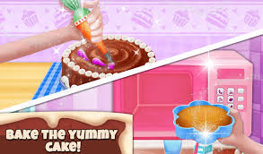 download baby aadhya birthday cake maker cooking game apk casual