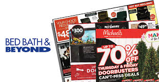 home depot black friday recliners michaels bed bath u0026 beyond and 6 more black friday ads posted