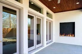 modern glass fireplace doors modern patio doors canada modern sliding glass doors modern