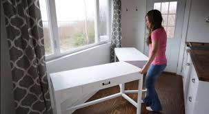Ana White Tiny House Kitchen by Alaskan Mom Builds Lovely Tiny House And Is Offering The Plans