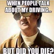 Text Driving Meme - when people talk about my driving meme
