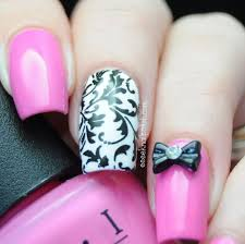 bow designs for nails top 16 ideas 2017 2018 in pictures